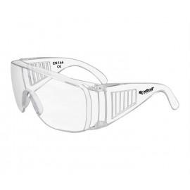 Okuliare ochranné polykarbónové skladacie