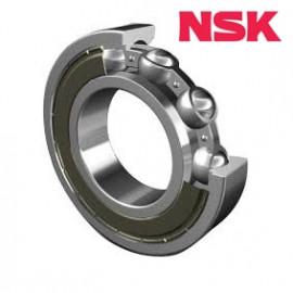 6000 2Z C3 NSK Jednoradové guľkové ložisko 6000 2Z C3 NSK prémiová kvalita od prémiového výrobcu NSK alternatíva 6000 2Z C3 NSK
