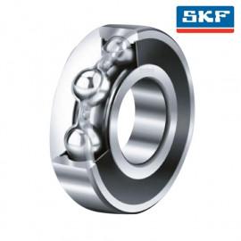 607 2RS C3 SKF jednoradové guľkové ložisko 607 2RS C3 prémiovej kvality SKF