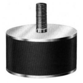 SILENTBLOK D40xHR25/M10x28 VO-VN 40-25-2/S