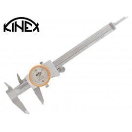 MERADLO POSUVNE KOV 150mm/0,02/ ANTISHOCK / KINEX