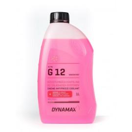 Nemrznúca chladiaca kvapalina G12/1L /  DYNAMAX