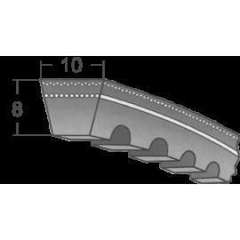 Klinový remeň AVX10X595 La / BANDO