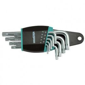 Sada kľúčov whirlpower 158-0109, 9 dielna,
