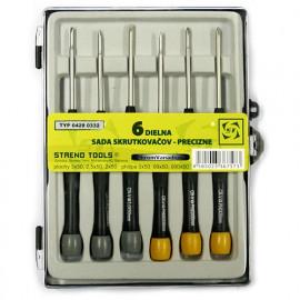 Sada skrutkovačov Strend Pro SD0332, 6 dielna, Precision, mini 2250019
