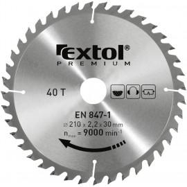 Kotúč píloví 185x3.2x20 Z36 EXTOL 8803226