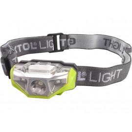 Svietidlo čelovka 1W 2 LED svietivosť 40 lm 43103