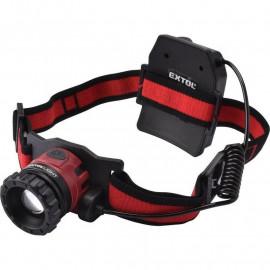 Svietidlo čelovka CREE XPG3 LED svietivosť 200 lm 43107