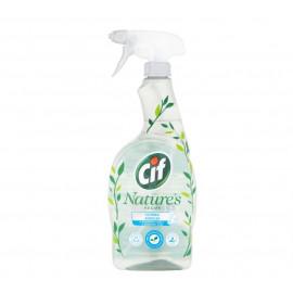 CIF Nature sprej kúpeľňa 750 ml