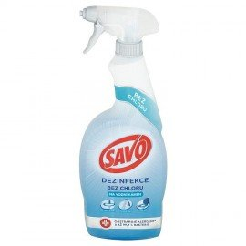 SAVO Dezinfekcia bez chlóru na vodný kameň 700 ml
