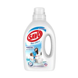 Savo Gél White 20 PD