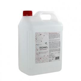BIO dezinfekcia Dezanol dezinfekčný prostriedok 5 L