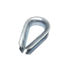 Lanová očnica 10mm DIN 6899 B