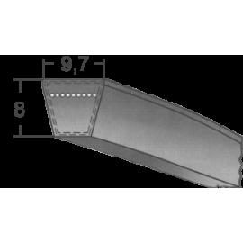 Klinový remeň SPZ 1362...