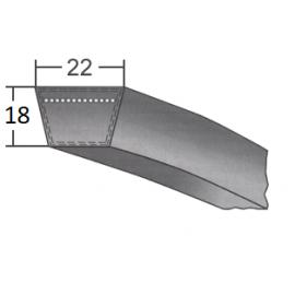Klinový remeň SPC 2650 Lw/2680 La