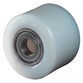 Polyamidové koliesko 85x100 mm na paletový vozík