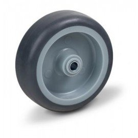 Pogumované koliesko 50x18 mm