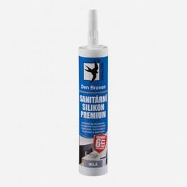 Sanitárny silikón PRÉMIUM 280 ml DEN BRAVEN 30212PM