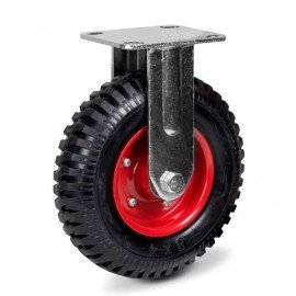 Transportné koliesko 160x50 mm s pevnou kladkou