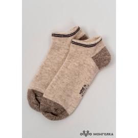 Funkčné ponožky 100% mongolská vlna, veľkosť: 35-37