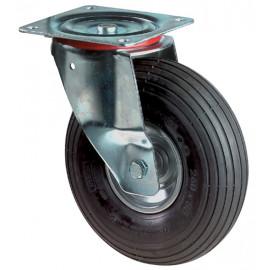 Transportné koliesko 200x50 mm otočná kladka