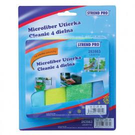 Utierka Cleonix 4ks DC0113 Microfiber STREND PRO 253563
