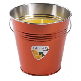 Sviečka citronella Bucket 610g vedierko STREND PRO 2170295