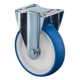 Vysokozáťažové koliesko 125x35 mm pevná kladka