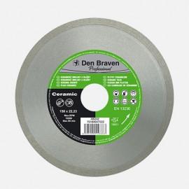 Diamantový kotúč PROFI CERAMIC 125 mm DEN BRAVEN AB331