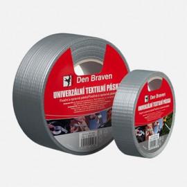 Izolačná textilná lepiaca páska 25 mm x 25 m DEN BRAVEN B796TE