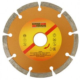 Kotúč diamantový delený D71003 125 mm KONNER 223034