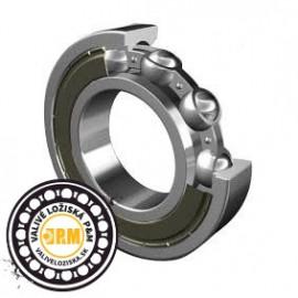 603 2Z jednoradové guľkové ložisko 603 2Z štandardnej kvality 603 2Z - Valivé ložiská P&M