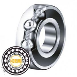 609 2RS jednoradové guľkové ložisko 609 2RS štandardnej kvality 609 2RSH - Valivé ložiská P&M