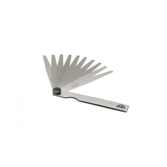 Mierka ventilová 0,02-0,2 100 mm KINEX 1130