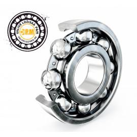 6302 jednoradové guľkové ložisko 6302 štandardnej kvality 6302 - Valivé ložiská P&M