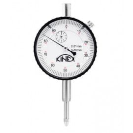 KINEX 1155-02-710 Odchýlkomer číselníkový 0-10 mm SHOCK PROOF