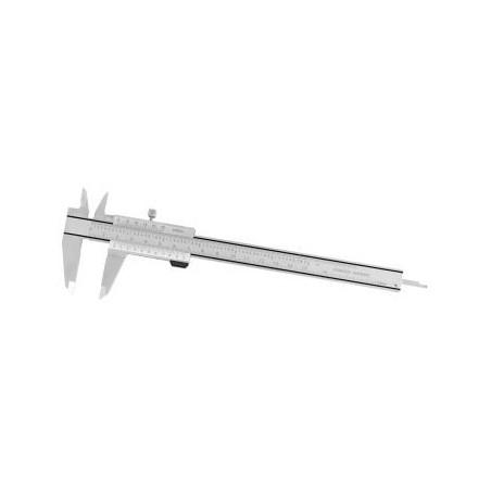 KINEX 6000-02-150 Posuvné meradlo s hĺbkomerom 150 mm