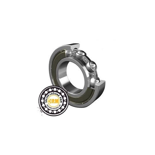 16100 2Z jednoradové guľkové ložisko 16100 2Z štandardnej kvality 16100 2Z - Valivé ložiská P&M