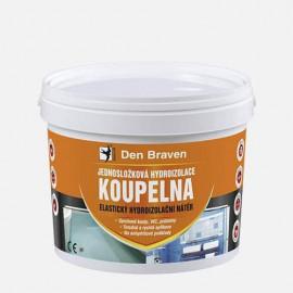 Jednozložková hydroizolácia KÚPEĽŇA 5 kg DEN BRAVEN CH0290