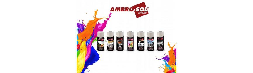 Farby v spreji AMBRO-SOL