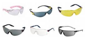 Okuliare, štíty, chrániče sluchu