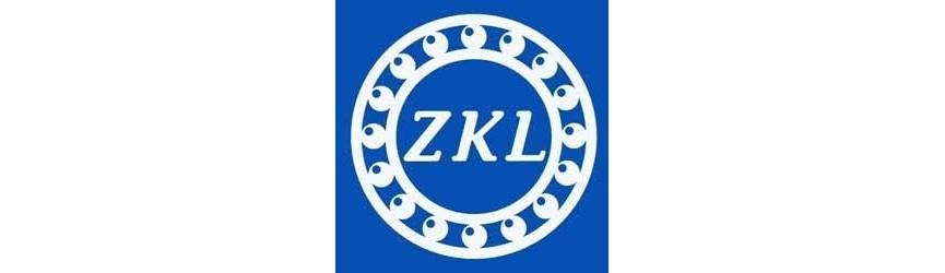 Jednoradové guľkové ložiská kryté plastom ZKL