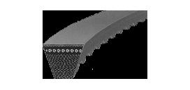 Automobilové klinové remene  AVX 10, 13