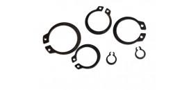Segerové poistné krúžky na hriadeľ DIN 471