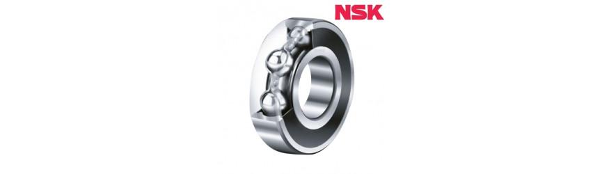 Jednoradové guľkové ložiská kryté plechom NSK