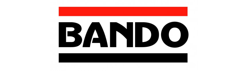 Drážkové remene BANDO