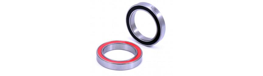 ABEC 3 MAX uhlové kontaktné ložiská