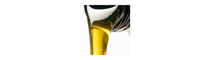 Cirkulačné oleje, oleje pre obrábacie stroje