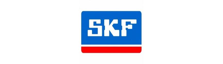 Jednoradové guľkové ložiská kryté plastom SKF