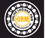 Predajňa Valivé ložiská P & M  Bratislava